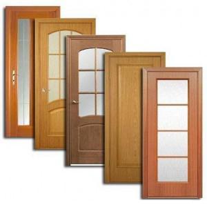 Двери, дверные блоки Валаама