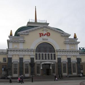 Железнодорожные вокзалы Валаама